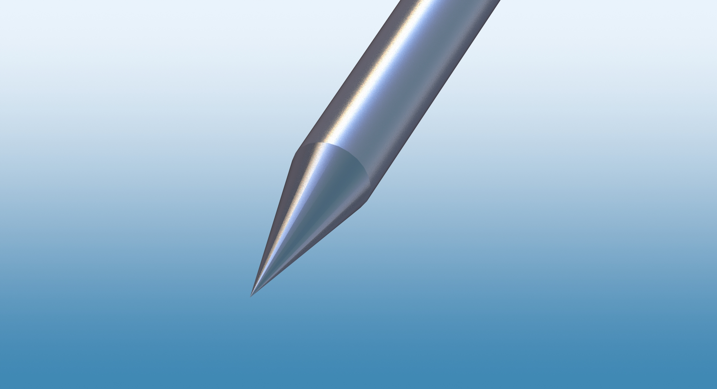 Pencil Point Needle Point