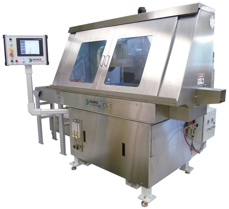 Tridex Technology CS1-A Precision Abrasive Cutoff Machine