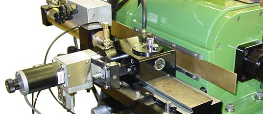 Automatic Work Wheel Dressing System