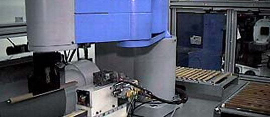 Pick and Place SCARA Robot